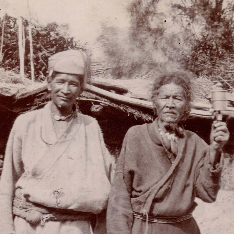 Tibet, 1900 Part 2