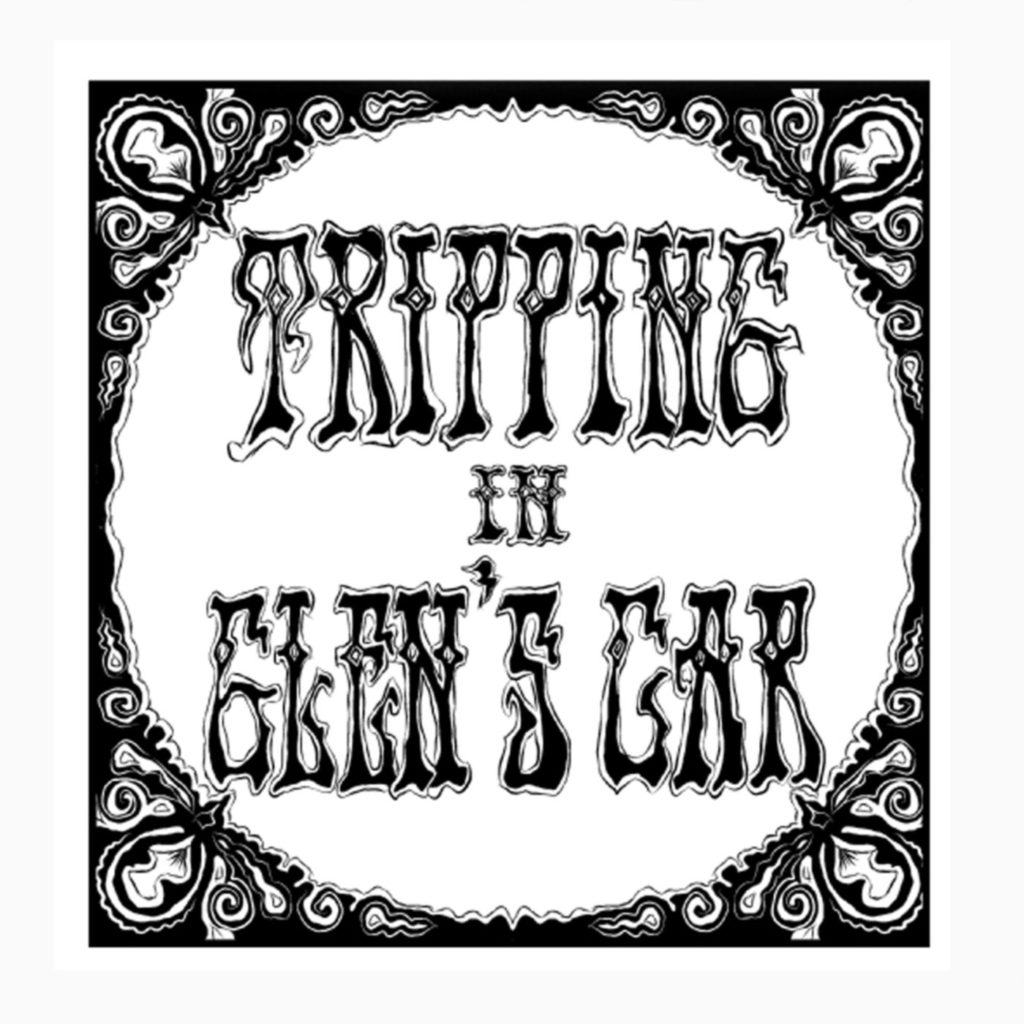 Tripping in Glen's car, by The Guy in the Library (David Helwer) - SHSO