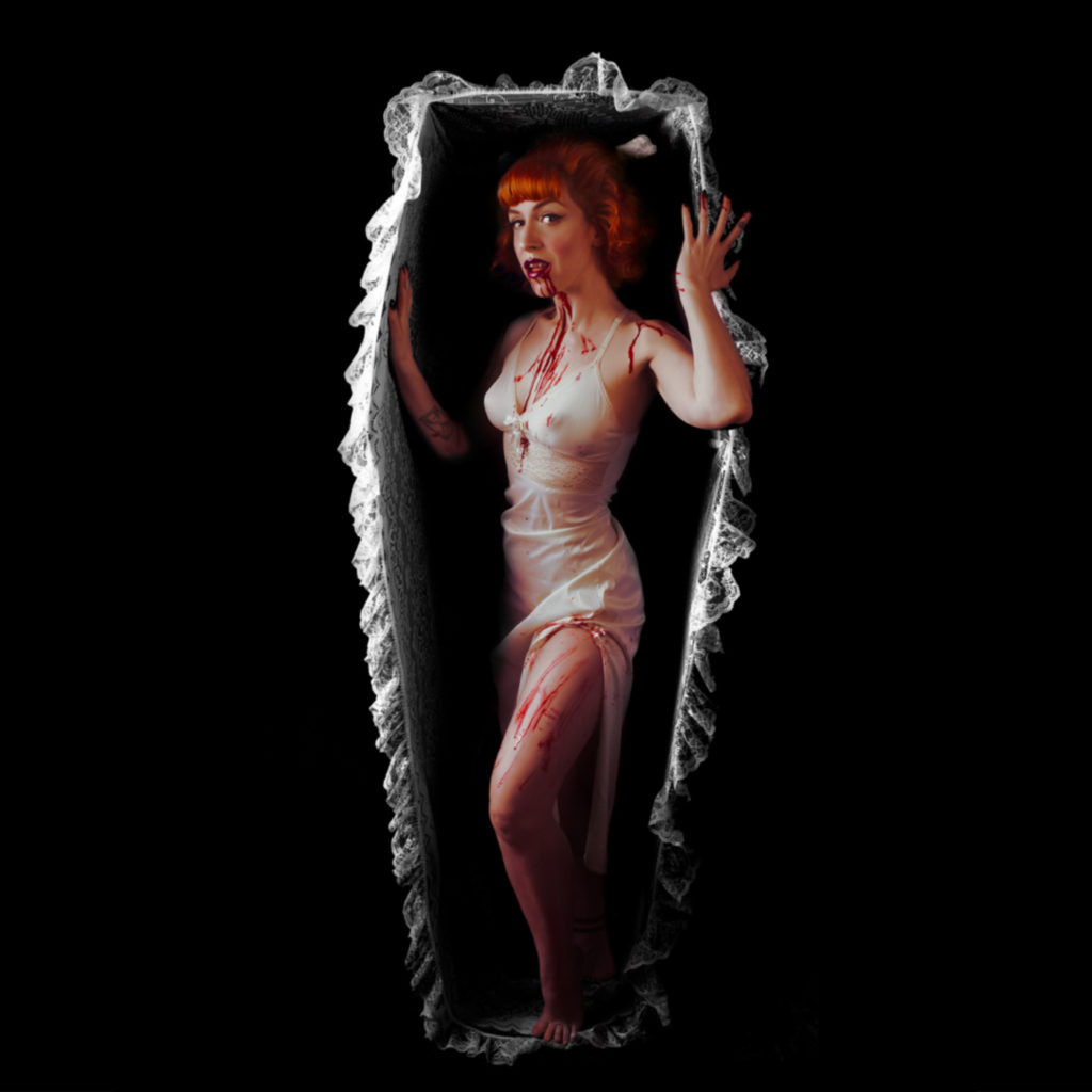 Coffin by Kirsty Garland - SHSO Leeds