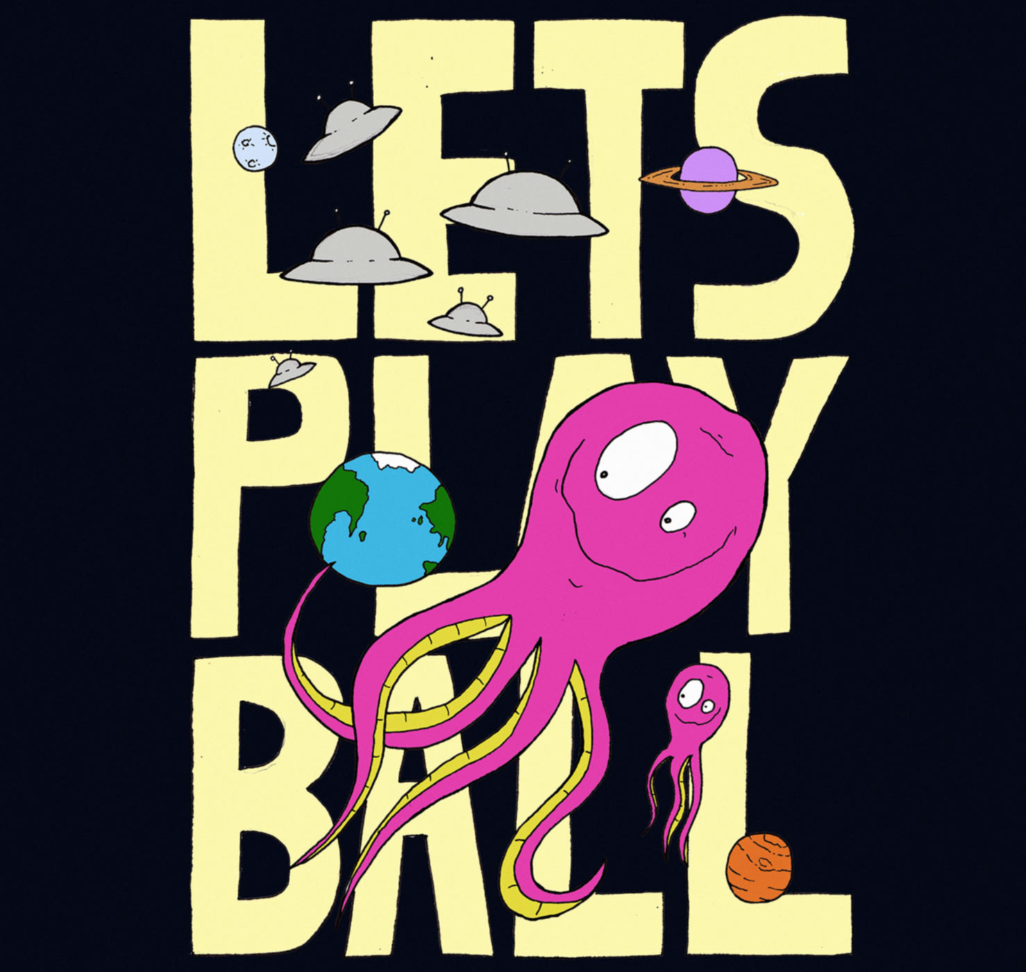 Play Ball by Leeds artist Mr Mascall - SHSO