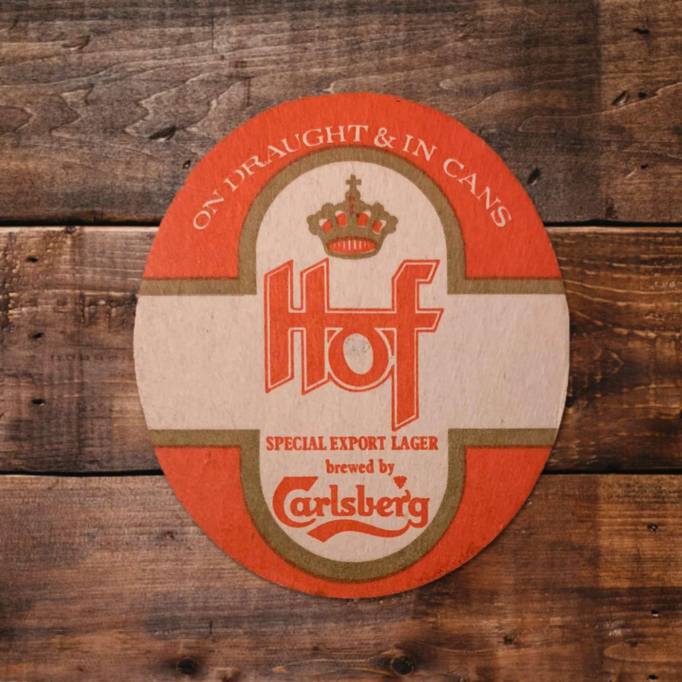 Vintage Beermats 01