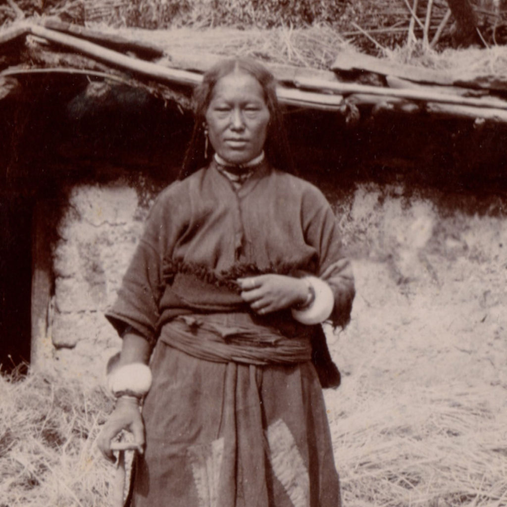 Tibet c. 1900 - SHSO - Something happened somewhere once
