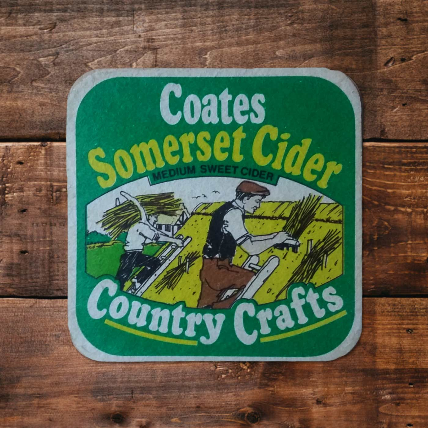 Vintage Beermats 07