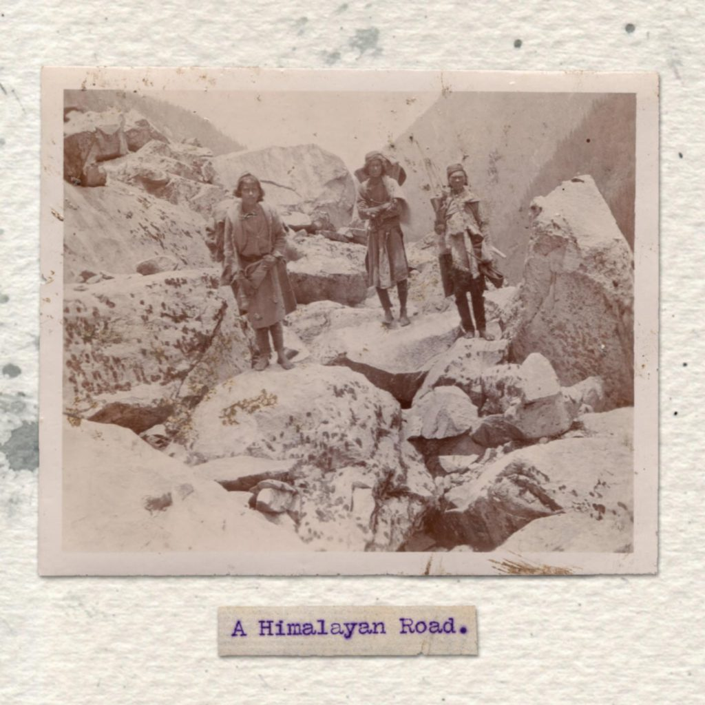 Tibet, 1900 - shso - Something Happened Somewhere Once